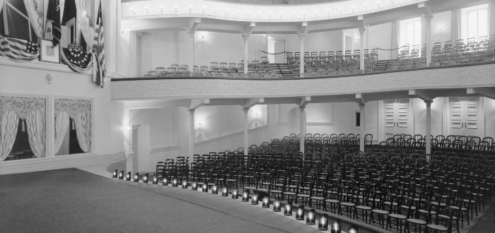Qué ver en Washington, Teatro Ford