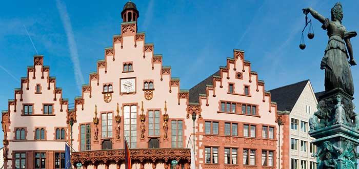 Qué ver en Frankfurt 1