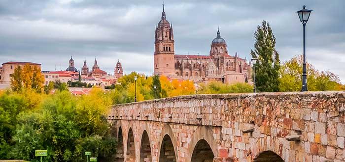 Qué ver en Salamanca | Puente Romano