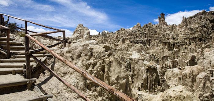 Qué ver en Bolivia: Valle de la Luna