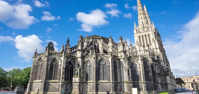 La Catedral de Burdeos