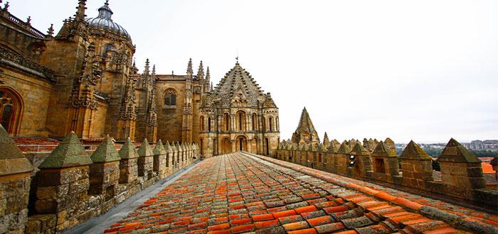 Qué ver en Salamanca | Catedral Vieja de Salamanca