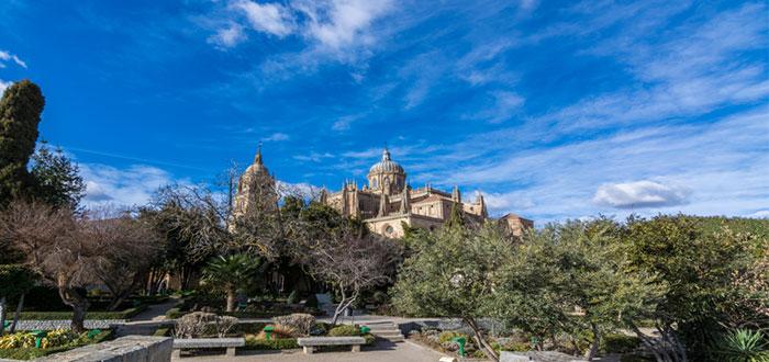 Qué ver en Salamanca | Huerto de Calixto y Melibea
