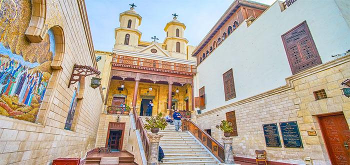 Qué ver en El Cairo | Iglesia Colgante