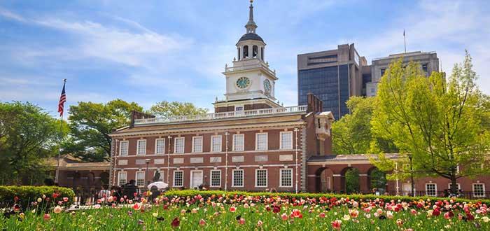 Qué ver en Filadelfia: Independence National Historical Park