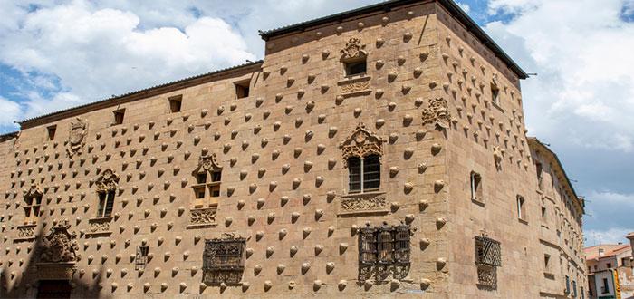 Qué ver en Salamanca | Casa de las Conchas