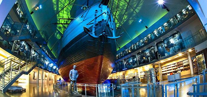 Qué ver en Oslo   Museo de Fram