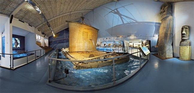 Qué ver en Oslo   Museo Kon-Tiki