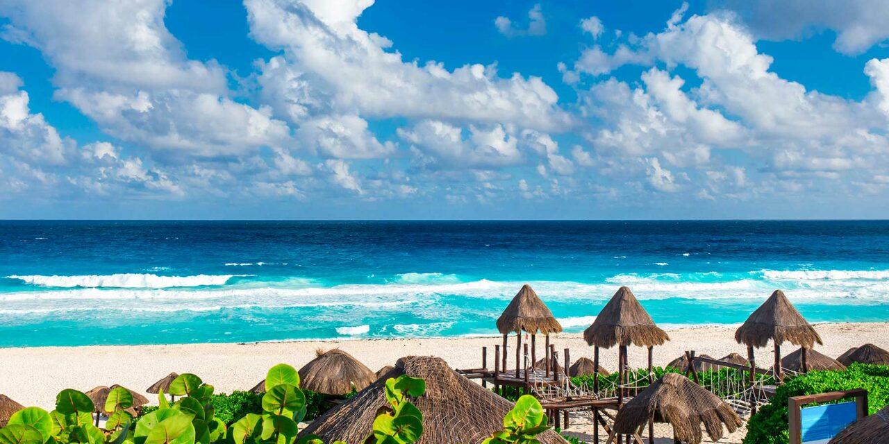 Las playas más impresionantes de Cancún y que debes conocer