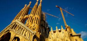Qué ver en Cataluña Sagrada Familia