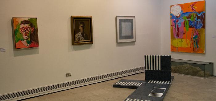 Qué ver en Tudela | Museo Muñoz Sola de Arte Moderno