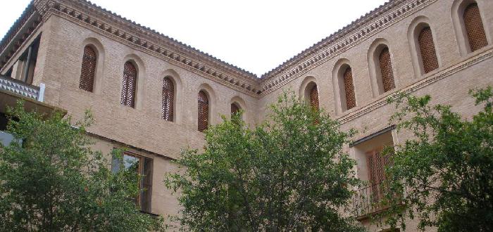 Qué ver en Tudela | Palacio Decanal