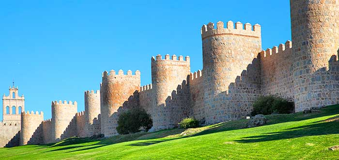 Qué ver en Ávila | Muralla de Ávila