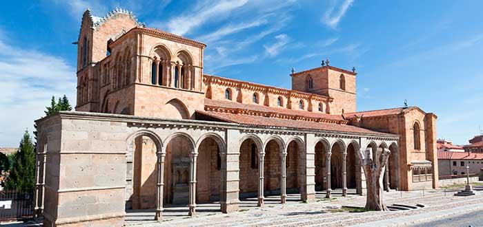 Qué ver en Ávila | Basílica de San Vicente