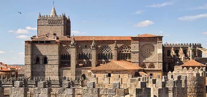 Qué ver en Ávila | Catedral de Ávila