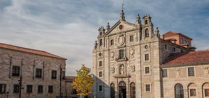 Qué ver en Ávila | Iglesia - Convento de Santa Teresa