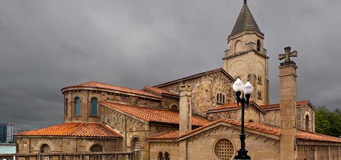 Qué ver en Gijón | Iglesia de San Pedro