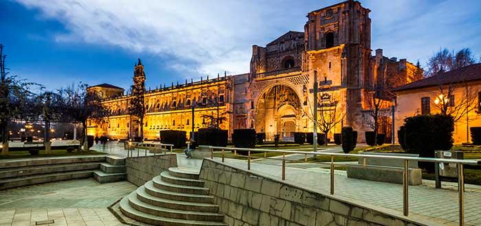 Qué ver en León | Convento de San Marcos