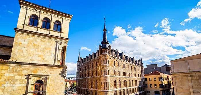 Qué ver en León | Palacio de los Guzmanes