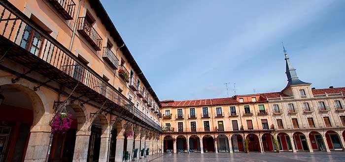 Qué ver en León | Plaza Mayor