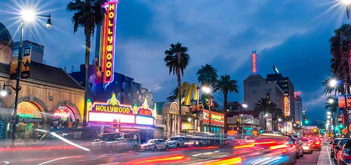 Qué ver en Los Ángeles | Sunset Boulevard