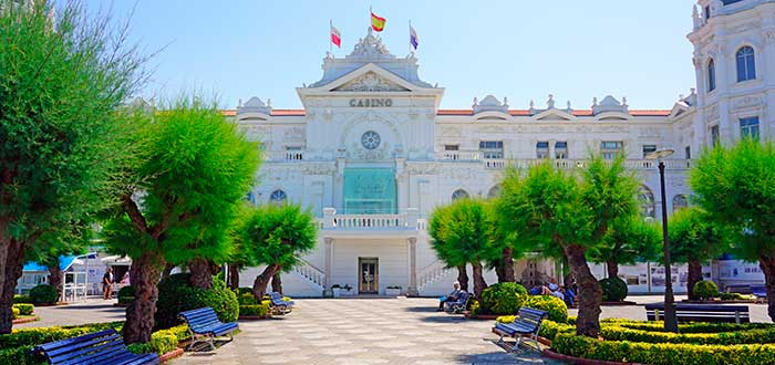Qué ver en Santander | Gran Casino El Sardinero