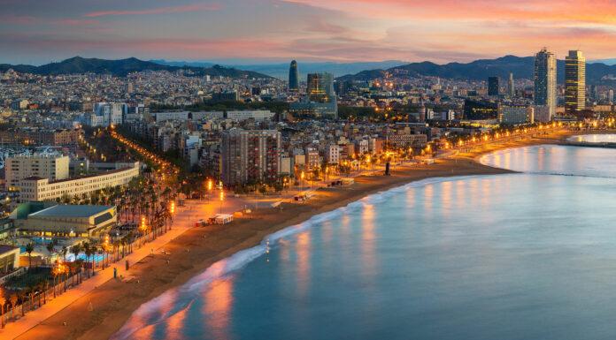 Barcelona España Aerobús