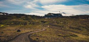 Parque Nacional Snaefellsjökull artic yeti