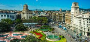 Plaza Catalunya aerobús