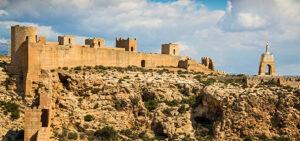 Qué ver en Almería | Alcazaba y Murallas del Cerro de San Cristóbal