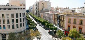 Qué ver en Almería | Paseo de Almería