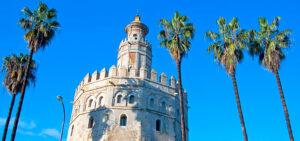 Qué ver en Andalucía | Torre del Oro (Sevilla)