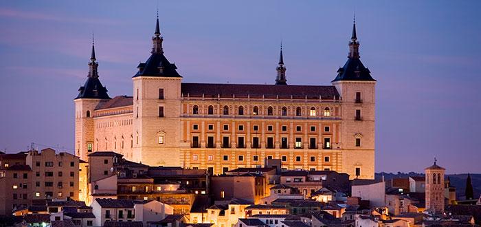 Qué ver en Castilla La Mancha | Alcázar de Toledo