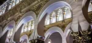 Qué ver en Castilla La Mancha | Sinagoga de Santa María la Blanca