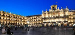 Qué ver en Castilla y León | Plaza Mayor de Salamanca