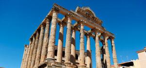 Qué ver en Extremadura | Templo de Diana