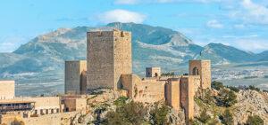 Qué ver en Jaén Castillo de Santa Catalina