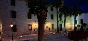 Qué ver en Jaén | Centro Cultural Palacio de Villardompardo