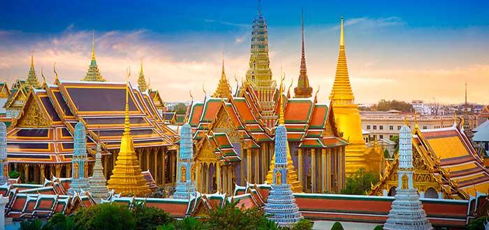 Qué ver en Bangkok | Wat Phra Si Rattana Satsadaram