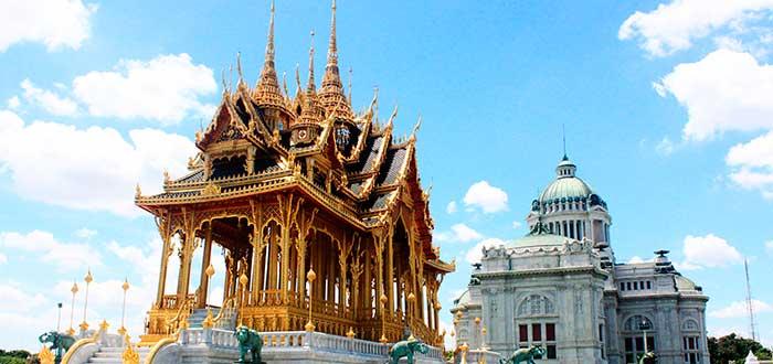 Qué ver en Bangkok | Ananta Samakhom