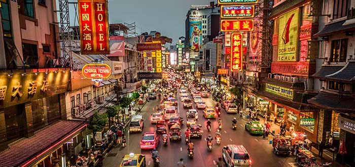 Qué ver en Bangkok | Chinatown