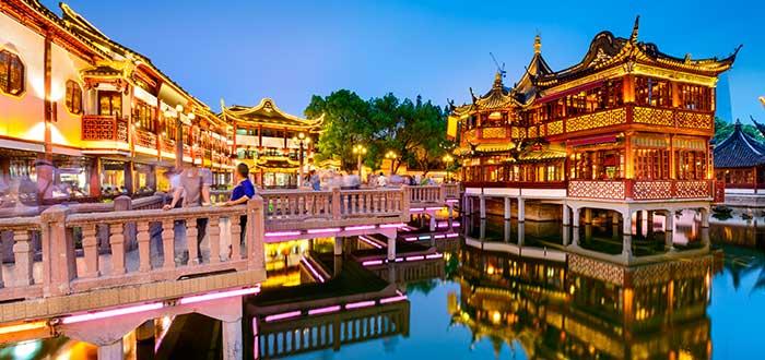 Qué ver en China | Jardín Yuyuan