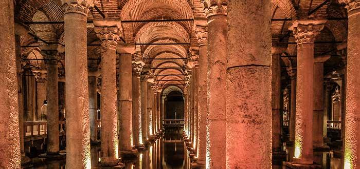 Qué ver en Estambul | Cisterna Basílica