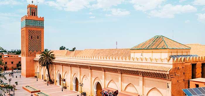 Qué ver en Marrakech | Kutubía