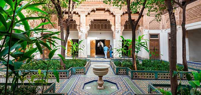 Qué ver en Marrakech | Palacio de la Bahía