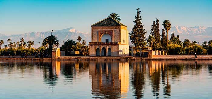 Qué ver en Marrakech | Jardines de la Menara