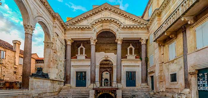 Qué ver en Split | Palacio de Diocleciano