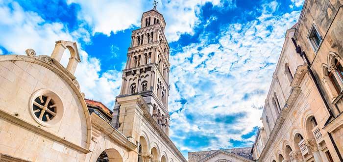 Qué ver en Split | Catedral de Split