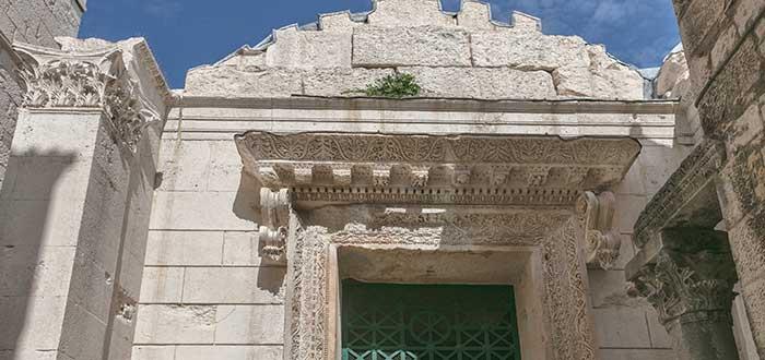 Qué ver en Split | Templo de Júpiter