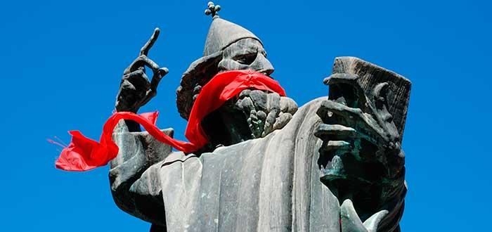 Qué ver en Split | Estatua de Gregorio de Nin